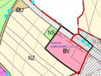 územní plán - Prodej pozemku 6139 m², Kostelec nad Orlicí