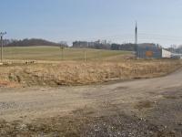 vedení VVN je mimo pozemek - Prodej pozemku 14164 m², Rudoltice
