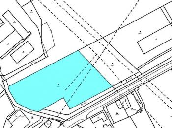 stav dle katastru nemovitostí - Prodej pozemku 14164 m², Rudoltice