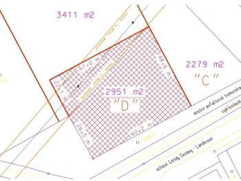 Prodej pozemku 3411 m², Rudoltice
