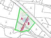dělení pozemků - Prodej pozemku 1533 m², Králíky