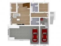 1NP - Prodej domu v osobním vlastnictví 380 m², Slatinice