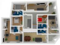 Prodej nájemního domu 470 m², Lanškroun