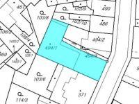 nemovitost v kat. mapě - Prodej domu 350 m², Letohrad