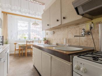 kuchyň - Prodej bytu 3+1 v osobním vlastnictví 78 m², Olomouc