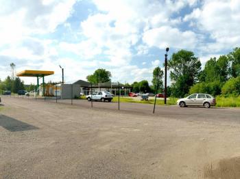 pozemky s benzínkou a objektem - Prodej obchodních prostor 1038 m², Lanškroun