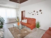 obývací pokoj - Prodej bytu 3+1 v družstevním vlastnictví 64 m², České Budějovice