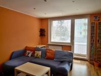 obývací pokoj - Prodej bytu 2+1 v osobním vlastnictví 56 m², Kaplice