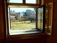 Pohled do zahrady - Prodej domu v osobním vlastnictví 77 m², Lanškroun