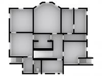 současný stav suterénu - Prodej domu v osobním vlastnictví 457 m², Svitavy