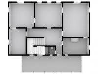 současný stav přízemí - Prodej domu v osobním vlastnictví 457 m², Svitavy