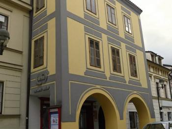 Pronájem obchodních prostor 177 m², České Budějovice
