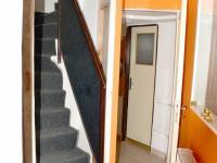 schodiště do 1. patra - Prodej komerčního objektu 126 m², Česká Třebová