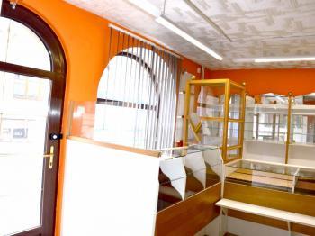 prodejní prostory - Prodej komerčního objektu 126 m², Česká Třebová