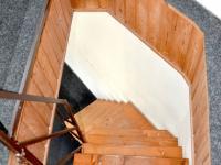 schodiště do mezonetu - Prodej komerčního objektu 126 m², Česká Třebová