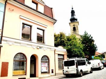 prodejna s ulicí do náměstí - Prodej komerčního objektu 126 m², Česká Třebová