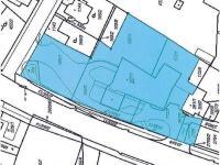 situace budov a pozemků - Prodej komerčního objektu 4300 m², Ústí nad Orlicí