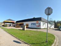 příjezd - Prodej komerčního objektu 4300 m², Ústí nad Orlicí