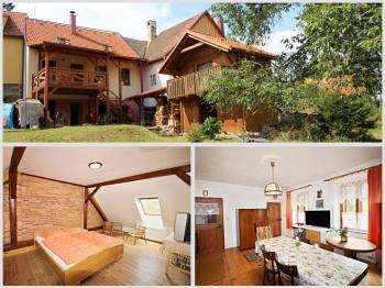 Prodej domu v osobním vlastnictví 228 m², Komařice