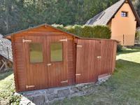 Zahradní domek - Prodej chaty / chalupy 50 m², Lipno nad Vltavou