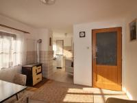 obývací pokoj s kuch. koutem v podkroví - Prodej chaty / chalupy 238 m², Vlachovo Březí