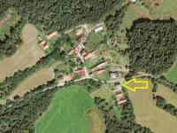 umístění nemovitosti v obci - Prodej chaty / chalupy 238 m², Vlachovo Březí