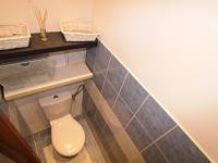 WC - Prodej bytu 3+1 v osobním vlastnictví 73 m², Vyšší Brod