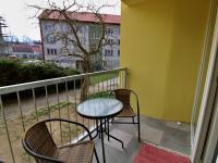 lodžie - Prodej bytu 3+1 v osobním vlastnictví 73 m², Vyšší Brod