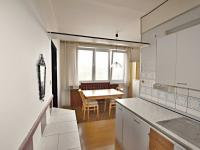 kuchyň + jídelní kout - Prodej bytu 3+1 v osobním vlastnictví 65 m², Větřní