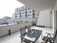 terasa - Prodej bytu 2+kk v osobním vlastnictví 101 m², České Budějovice