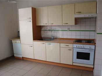 kuchyně - Pronájem bytu 2+1 v osobním vlastnictví 54 m², České Budějovice