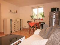 obývací pokoj - Pronájem bytu 2+1 v osobním vlastnictví 44 m², Srubec