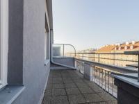 Terasa 2 - Prodej bytu 2+1 v osobním vlastnictví 82 m², Praha 3 - Žižkov