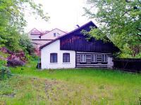 Pohled na dům ze zahrady - Prodej chaty / chalupy 81 m², Červený Kostelec
