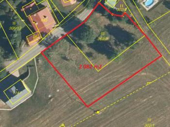 Prodej pozemku 2082 m², Rokytnice nad Jizerou