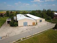 Pronájem komerčního objektu 600 m², Lukavice