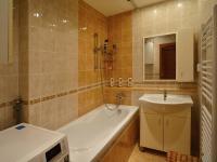Koupelna - Prodej bytu 3+1 v osobním vlastnictví 70 m², Borovany