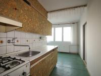 kuchyňská linka - Prodej bytu 3+1 v osobním vlastnictví 66 m², České Budějovice