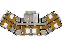 2. NP - Prodej penzionu 460 m², Benecko