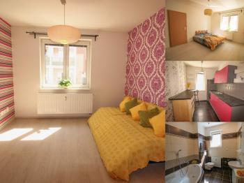 Prodej bytu 3+1 v osobním vlastnictví 70 m², Borovany