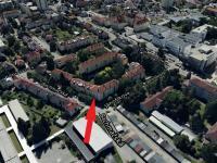 pohled - Prodej bytu 3+kk v osobním vlastnictví 74 m², České Budějovice