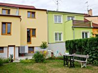 POHLED NA DŮM ZE ZAHRADY - Prodej domu v osobním vlastnictví 175 m², České Budějovice