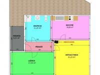 PŮDORYS - Prodej chaty / chalupy 65 m², Břehov