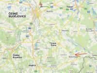 Prodej pozemku 17286 m², Horní Stropnice