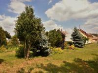 Ze zahrady - Prodej domu v osobním vlastnictví 140 m², Žinkovy