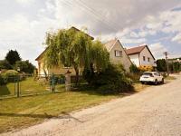 Pohled z ulice - Prodej domu v osobním vlastnictví 140 m², Žinkovy