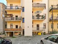 dům ze dvora - Prodej bytu 4+kk v osobním vlastnictví 107 m², České Budějovice
