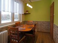 Jídelní kout - Prodej bytu 3+1 v osobním vlastnictví 66 m², České Budějovice
