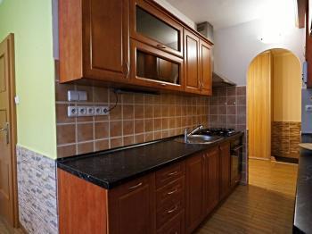 Kuchyně - Prodej bytu 3+1 v osobním vlastnictví 66 m², České Budějovice