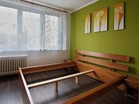 Ložnice - Prodej bytu 3+1 v osobním vlastnictví 66 m², České Budějovice